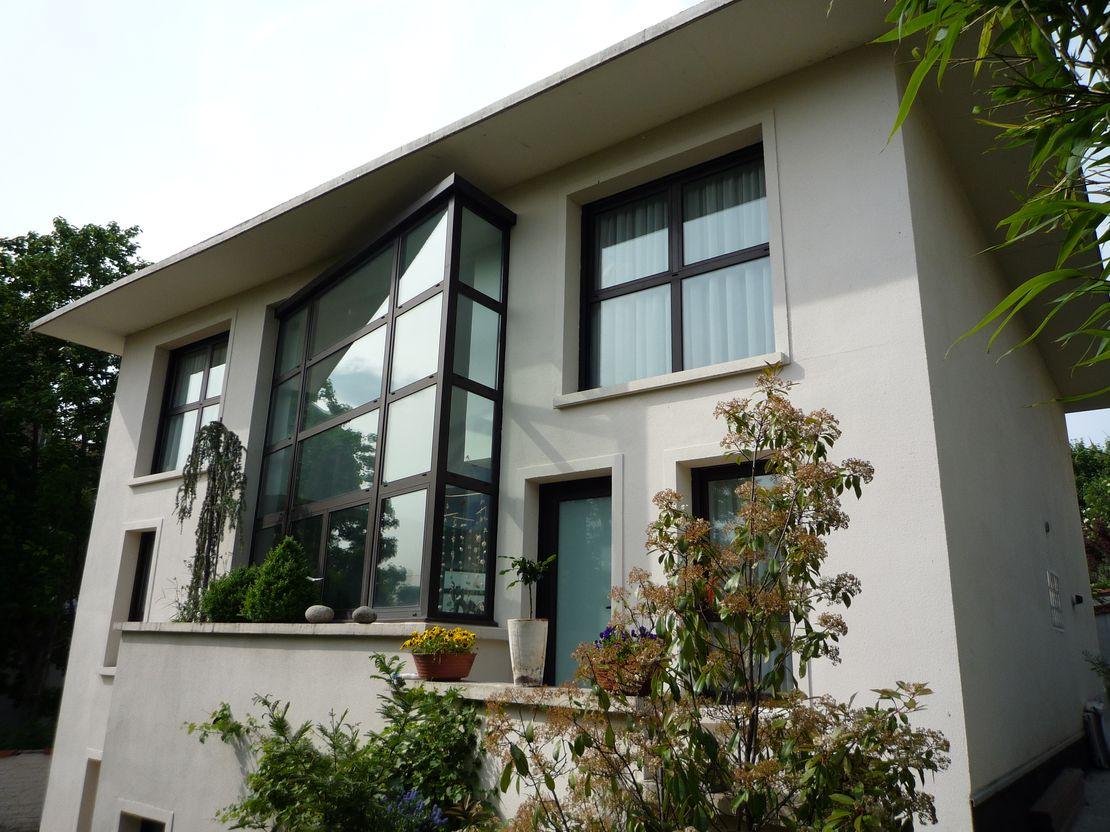 Maison d 39 architecte agence immobili re au raincy depuis 1936 - Cabinet bougon le raincy ...