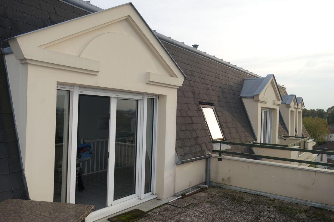 Duplex dernier etage agence immobili re au raincy depuis 1936 - Cabinet bougon le raincy ...