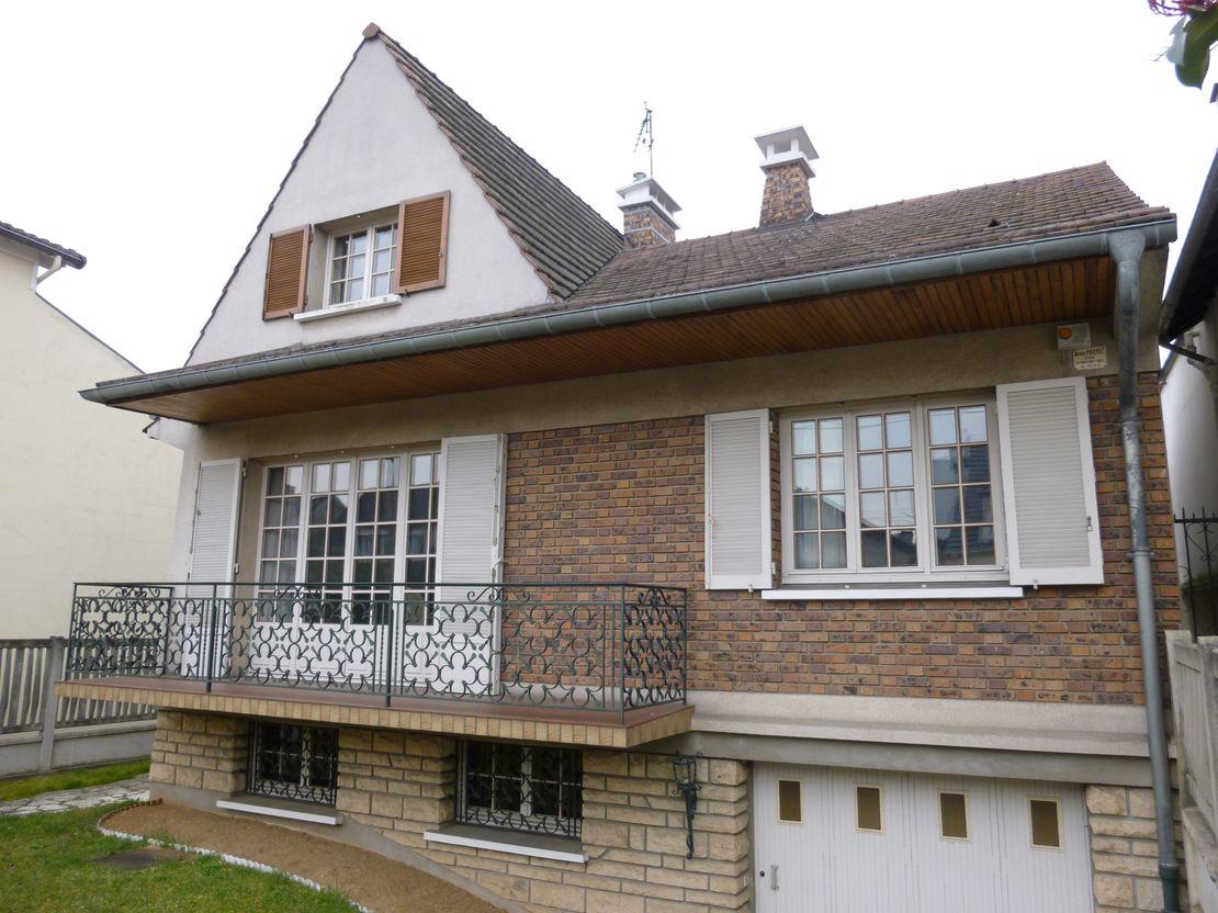 Maison 5 pi ces gagny rue du petit raincy agence immobili re au raincy depuis 1936 - Cabinet bougon le raincy ...